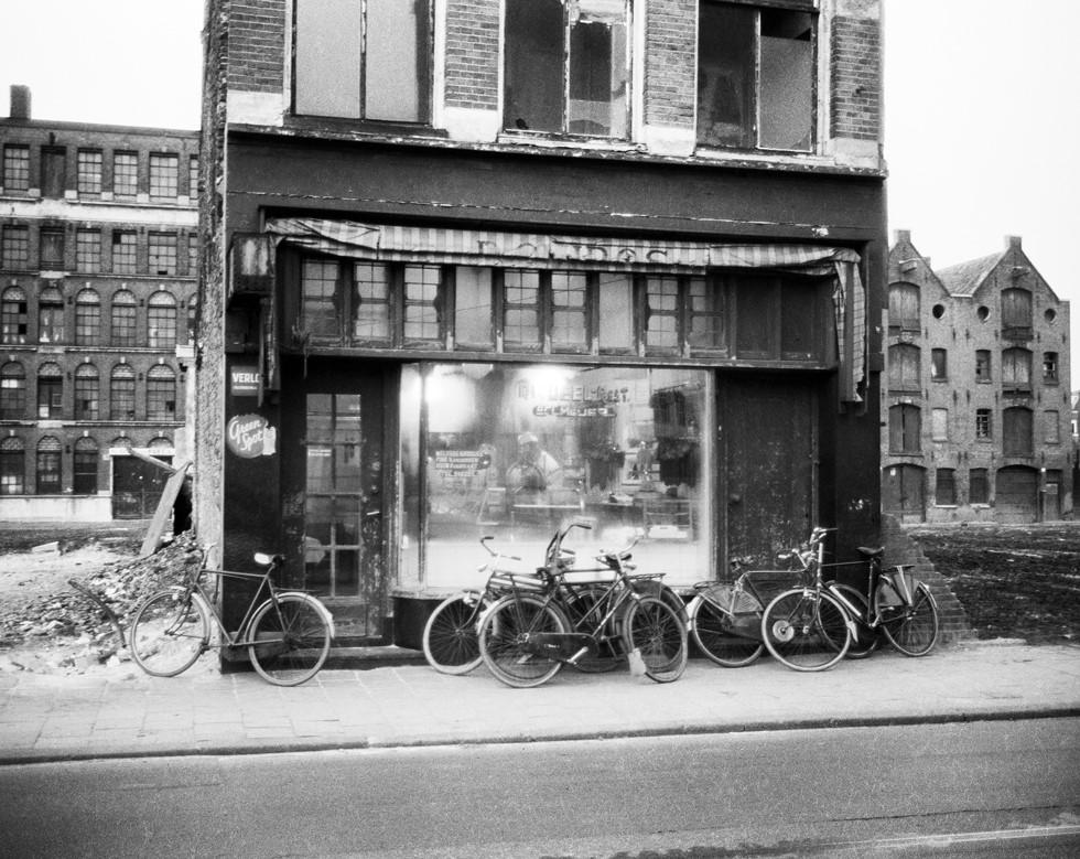 Photography Ed van der Elsken