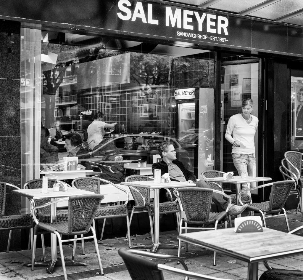 60 jaar Sal Meyer